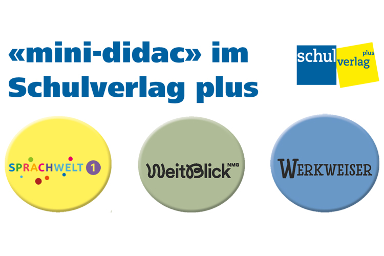 mini-didac Schulverlag plus